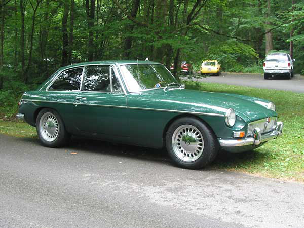mgb at 5 Classic Starter Cars