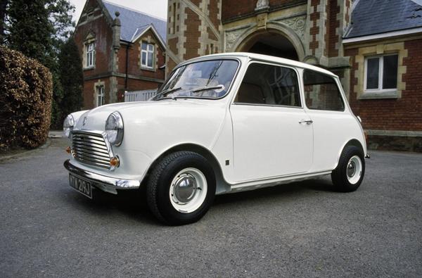 mini at 5 Classic Starter Cars