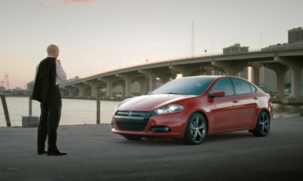 pitbull dodge dart 600x359 at Multicultural Dodge Dart Commercials Featuring Pitbull