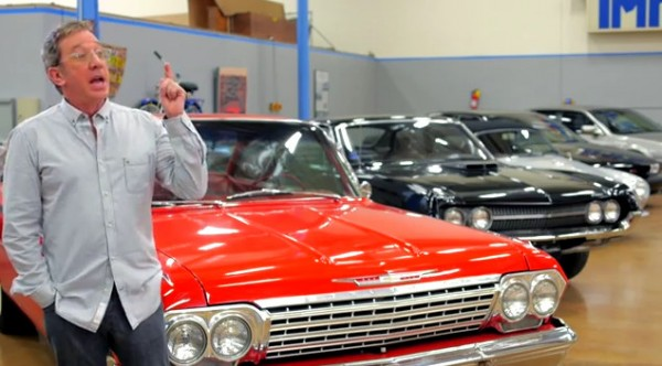 Alan Jay Nissan >> Celebrity Car Collections: Tim Allen's Private Garage