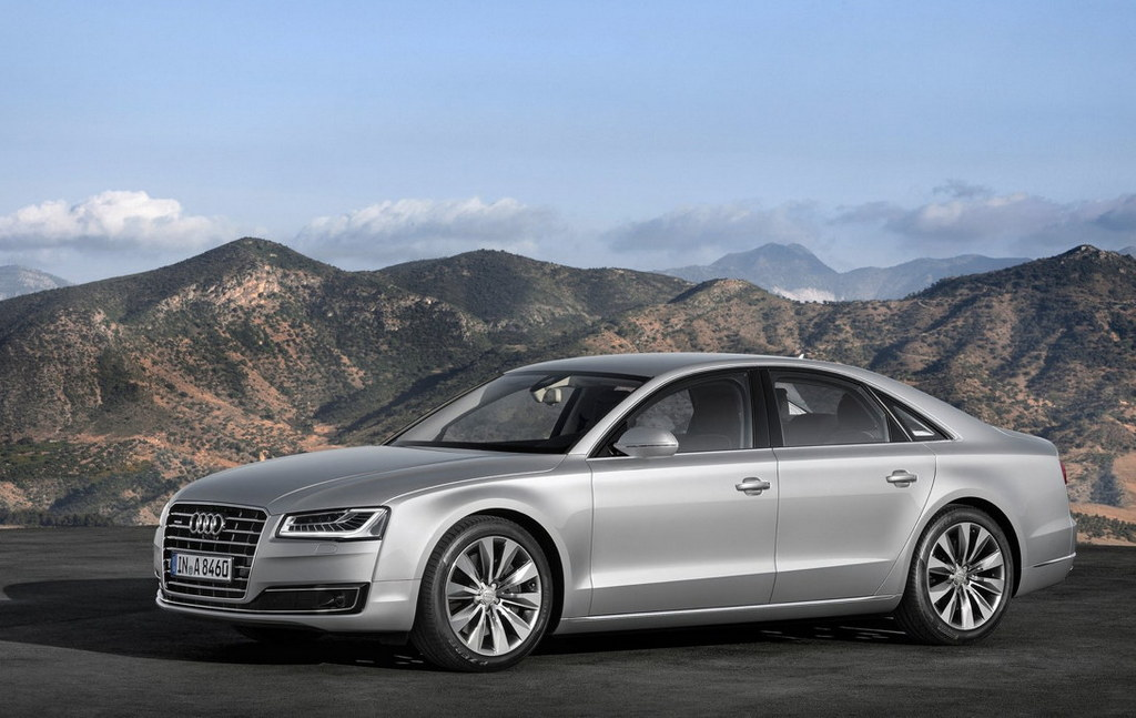 2014 audi a8 facelift revealed. Black Bedroom Furniture Sets. Home Design Ideas