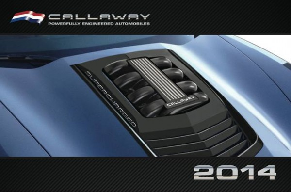 2014 Callaway Stingray 600x396 at 2014 Callaway Corvette Stingray Supercharged Announced