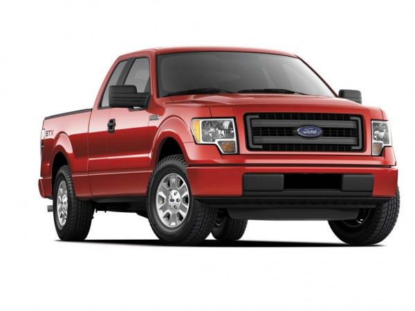 2014 Ford F 150 STX 1 600x450 at 2014 Ford F 150 STX SuperCrew Announced