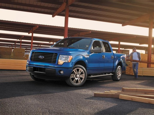 2014 Ford F 150 STX 2 600x449 at 2014 Ford F 150 STX SuperCrew Announced