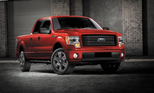 2014 Ford F 150 STX 3 600x363 at 2014 Ford F 150 STX SuperCrew Announced