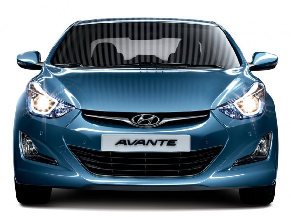 2014 Hyundai Elantra 2 600x448 at 2014 Hyundai Elantra/Avante Gets A Mild Facelift