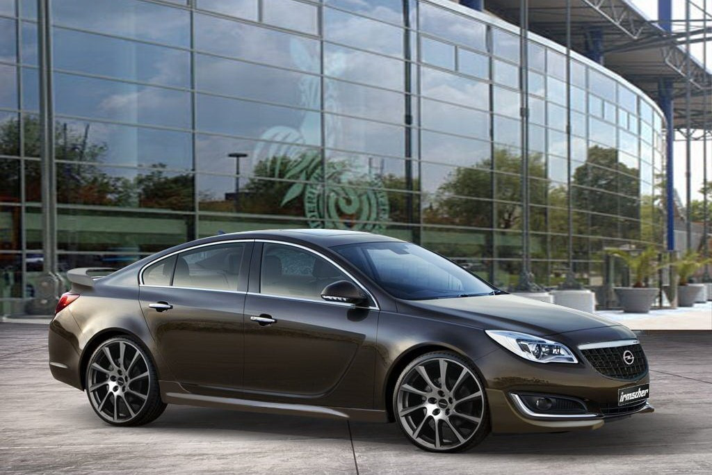preview 2014 opel insignia by irmscher. Black Bedroom Furniture Sets. Home Design Ideas