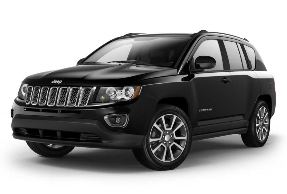 2014 Jeep Compass - UK Specs