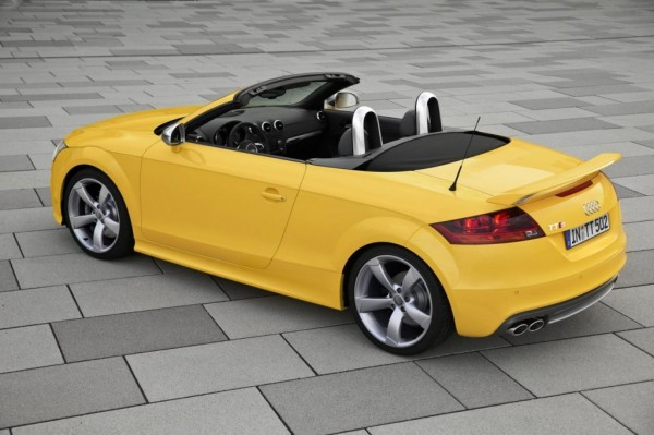 Audi TTS Competition 1 600x399 at Audi TTS Competition Celebrates 500K Production Milestone