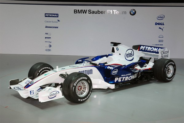 BMW Sauber at Formula 1 teams with longest consecutive point scoring