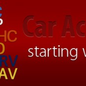 Car Acronyms N & O