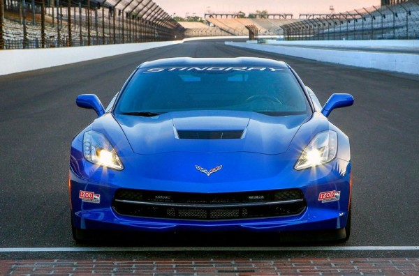 Chevrolet Corvette Stingray 600x396 at Corvette Z07 Stingray To Get 600 Horsepower