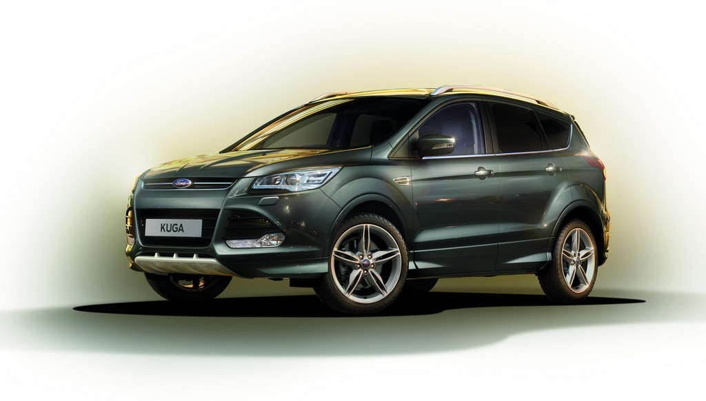 ford kuga titanium x sport announced uk. Black Bedroom Furniture Sets. Home Design Ideas