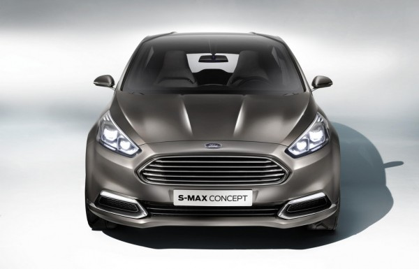 Ford S MAX Concept 1 600x385 at Ford S MAX Concept Monitors Your Heart Rate and Glucose Level