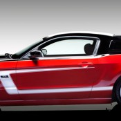 Heritage Collection Saleen Follmer Edition SIDE 175x175 at Saleen Heritage Collection Presents Mustang George Follmer Edition
