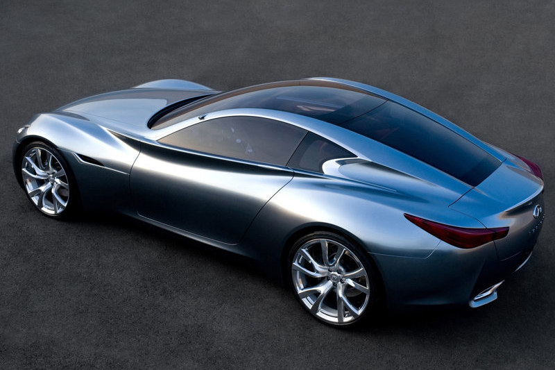 Infiniti Supercar Ready by 2018
