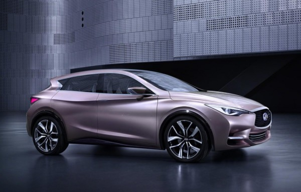 Infiniti Q30 Concept1 600x383 at Infiniti Q30 Concept Revealed Ahead Of IAA Debut