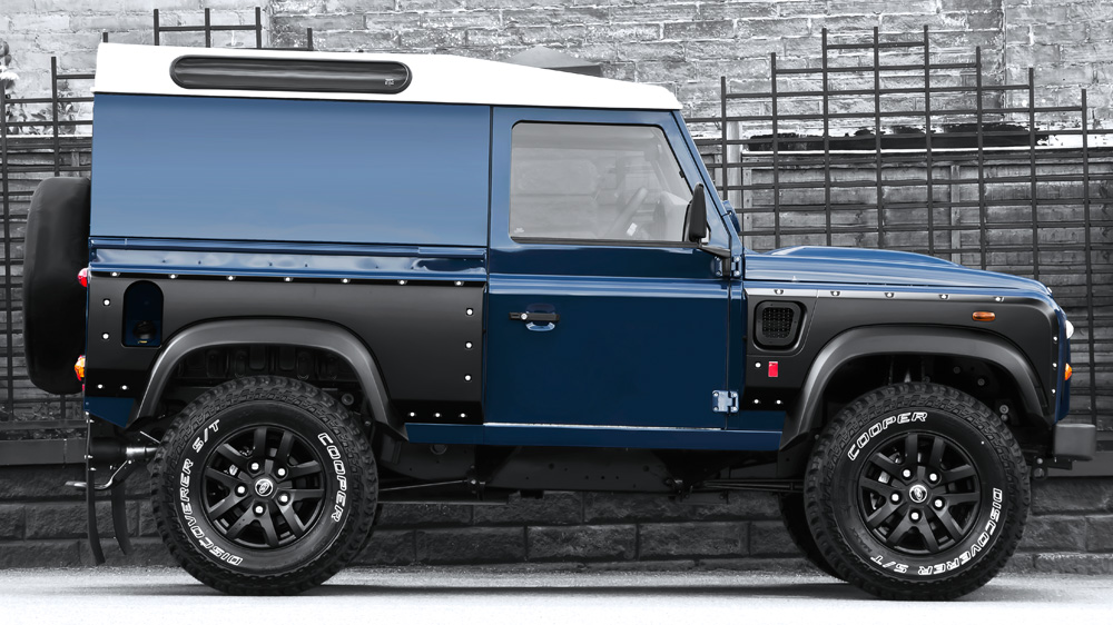 Land Rover Defender Wide Track By Kahn Expedition Vehicles