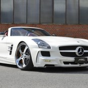 MEC Design SLS AMG Roadster 1 175x175 at Mercedes SLS Roadster by MEC Design