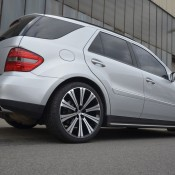 MEC Design W164 ML500 mit Condeni Ultimo 10x22 19 175x175 at Mercedes ML500 W164 Upgraded by MEC Design