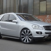 MEC Design W164 ML500 mit Condeni Ultimo 10x22 23 175x175 at Mercedes ML500 W164 Upgraded by MEC Design