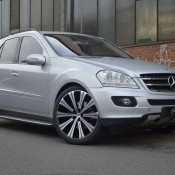 MEC Design W164 ML500 mit Condeni Ultimo 10x22 27 175x175 at Mercedes ML500 W164 Upgraded by MEC Design