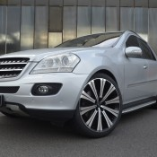 MEC Design W164 ML500 mit Condeni Ultimo 10x22 29 175x175 at Mercedes ML500 W164 Upgraded by MEC Design