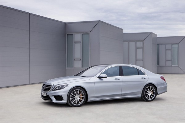 Mercedes S63 AMG 1 600x400 at 2014 Mercedes S63 AMG UK Pricing Confirmed