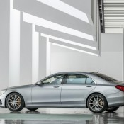 Mercedes S63 AMG 3 175x175 at 2014 Mercedes S63 AMG UK Pricing Confirmed