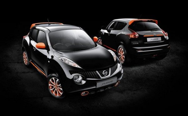 Nissan Juke Personalisation Programme 1 600x371 at Nissan Launches Personalisation Program For The Juke