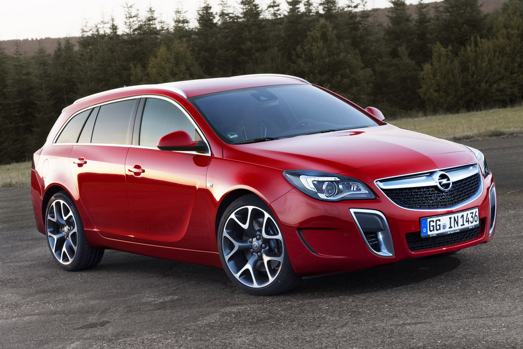 opel insignia opc facelift unveiled. Black Bedroom Furniture Sets. Home Design Ideas