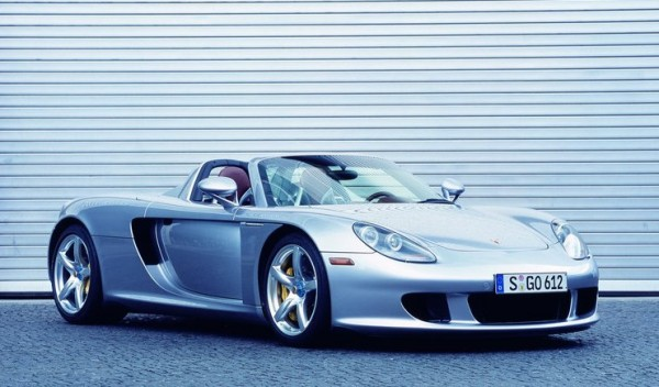 Porsche Carrera GT 1 600x352 at Porsche Carrera GT Gets Newly Developed Tires