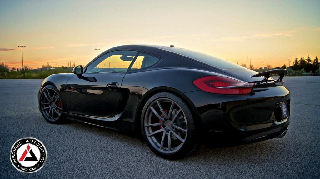 2013 Porsche Cayman By Inspired Autosport