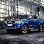 Toyota Hilux Invincible 2 175x175 at New Toyota Hilux Invincible Announced For Europe