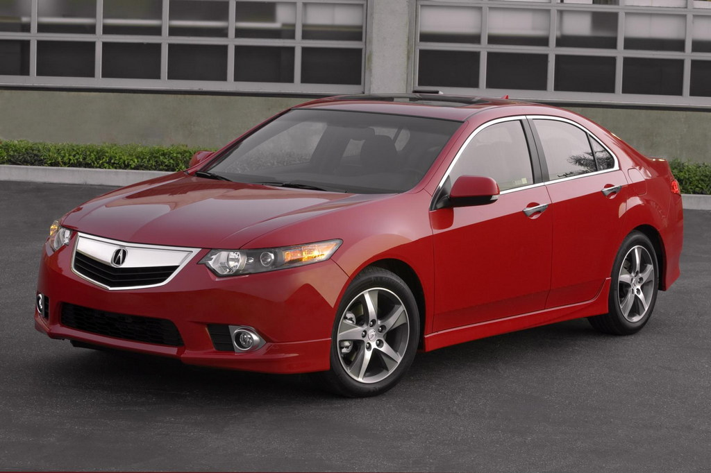 2014 Acura TSX: Prices and Details - Motorward