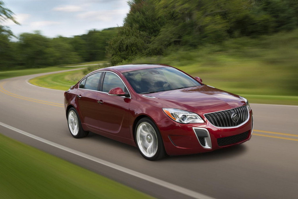 2014 buick regal gs pricing and specs. Black Bedroom Furniture Sets. Home Design Ideas