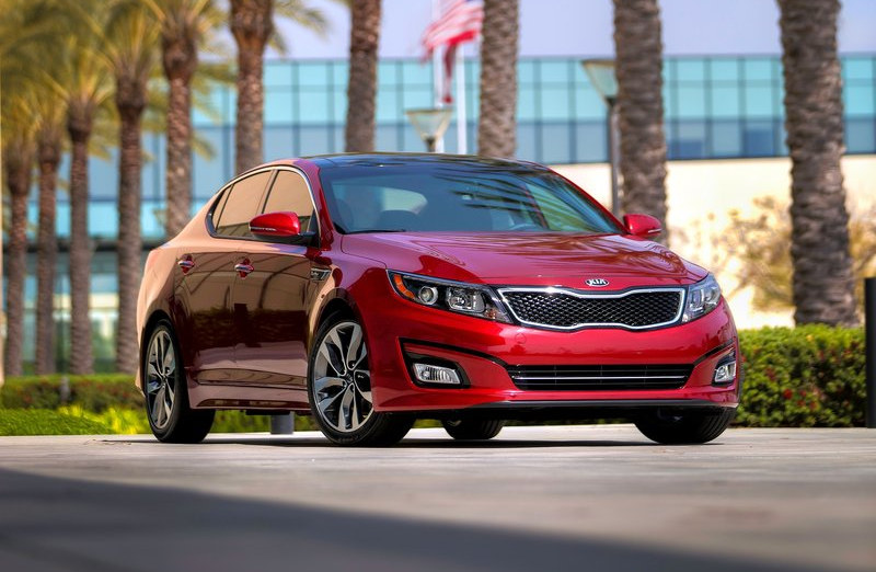 2014 kia optima u s pricing announced. Black Bedroom Furniture Sets. Home Design Ideas
