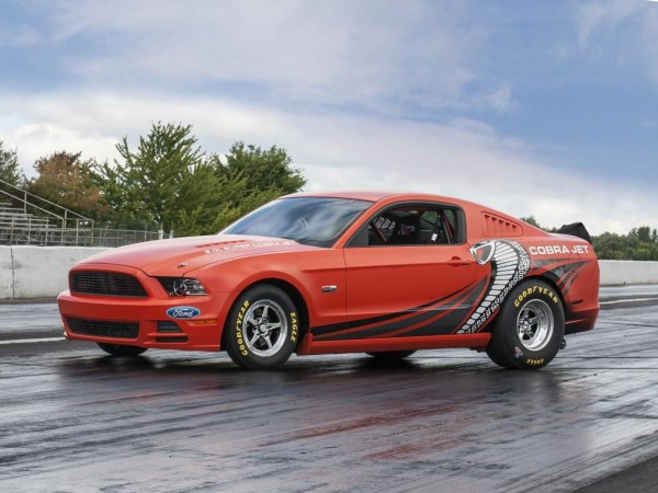 2014 Mustang Cobra Jet Prototype 600x450 at 2014 Mustang Cobra Jet Prototype To Be Auctioned For Charity