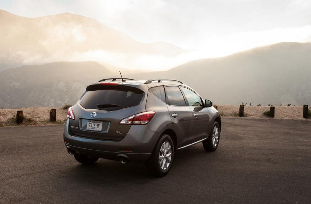 2014 nissan murano u s pricing announced. Black Bedroom Furniture Sets. Home Design Ideas