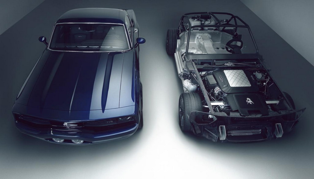 Equus Bass 770 Mustang With Corvette Zr1 Engine