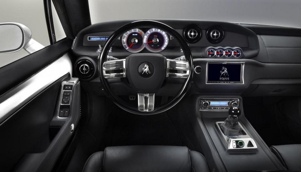 New Corvette Price >> Equus Bass 770 Mustang with Corvette ZR1 Engine