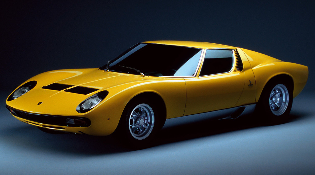 The Bulls That Inspired Lamborghini Model Names