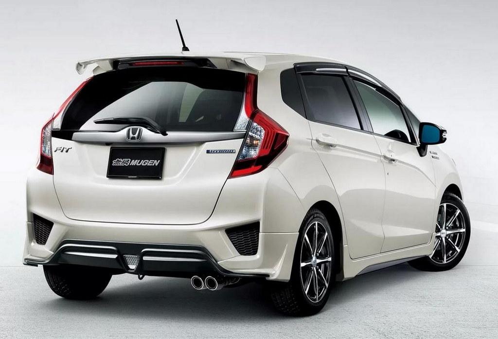 Mugen Honda Fit Revealed In Full