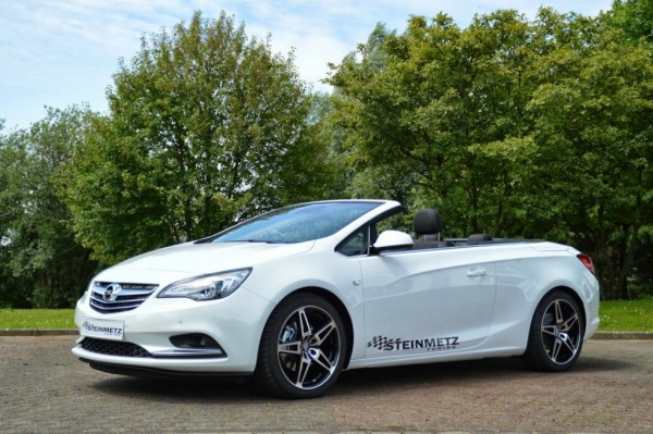 Opel Cascada Upgraded by Steinmetz 1 600x399 at Opel Cascada Upgraded by Steinmetz