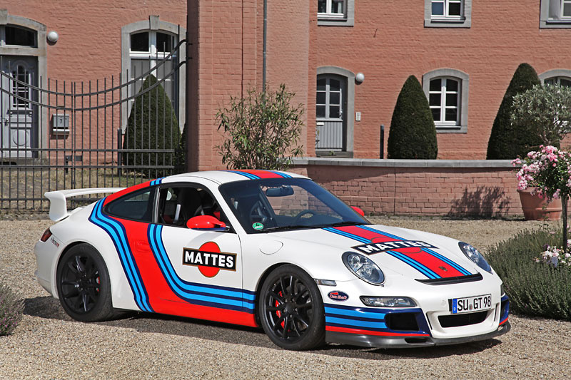 porsche 997 gt3 martini by cam shaft. Black Bedroom Furniture Sets. Home Design Ideas