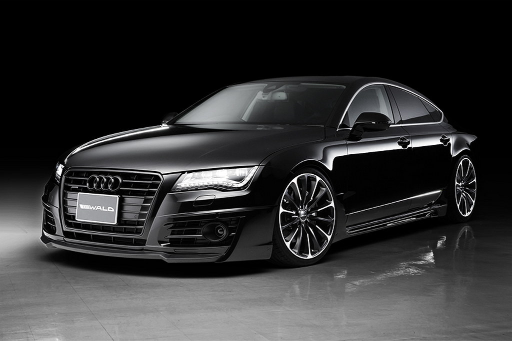 wald audi a7 sportback revealed in full. Black Bedroom Furniture Sets. Home Design Ideas