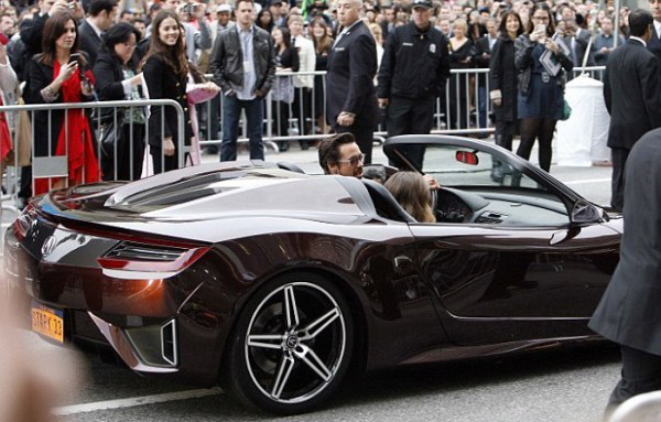 Hollywood S Highest Paid Actors And Their Rides