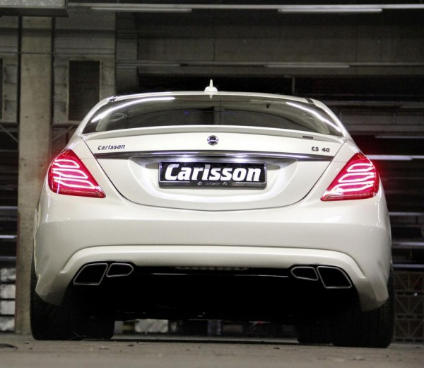 carlsson s class 0 600x520 at Carlsson Mercedes S Class W222 Gets 780 Horsepower