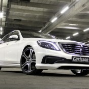 carlsson s class 1 175x175 at Carlsson Mercedes S Class W222 Gets 780 Horsepower