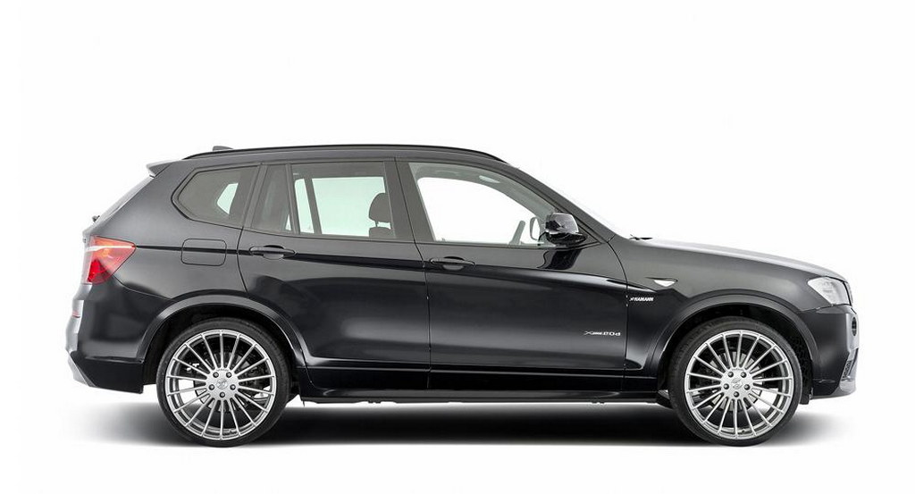 hamann bmw x3 f25 announced. Black Bedroom Furniture Sets. Home Design Ideas